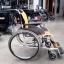 รถเข็นผู้ป่วย รถเข็นผู้สูงอายุ วีลเเชร์ MIKI รุ่น MCS-43JL thumbnail 4