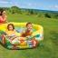 สระน้ำเป่าลมสำหรับเด็ก Intex Disney Winnie the Pooh Swim Center Pool thumbnail 5