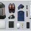 NB03 กระเป๋าทำงาน กระเป๋าโน๊ตบุ๊ค สีเทา ขนาด 22 ลิตร thumbnail 2