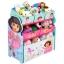 ชุดเฟอร์นิเจอร์ห้องนอนสำหรับลูกน้อย Delta Children Room-in-a-Box (Dora the Explorer) thumbnail 3