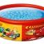 สระน้ำเป่าลมสำหรับเด็ก Intex Disney Cars Easy Set Pool thumbnail 2