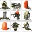 NL22 กระเป๋าเดินทาง Pentagram สีเขียวทหาร ขนาดจุสัมภาระ 50 ลิตร (เสริมโครง) thumbnail 20