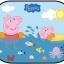 ม่านบังแดดแบบพับได้สุดน่ารัก Peppa Pig Folding Window Sunshades (Pack of 2) (Peppa's Swimming) thumbnail 2