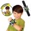 นาฬิกาข้อมือแปลงร่างเสมือนจริง Playmates Toys Ben10 Omnitrix (Deluxe) thumbnail 1