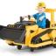 รถตักดินแบตเตอรี่สุดเท่ห์ Kid Trax CAT Bulldozer 12-Volt Battery-Powered Ride-On thumbnail 1