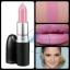 MAC Satin Lipstick # SNOB 3 g (ขนาดปกติ) สีนู้ดชมพูอมม่วงห่ม่น หายากมากค่ะ