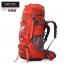 ⭐ DF01 กระเป๋าเดินทาง Topsky สีส้ม ขนาดจุสัมภาระ 70+10 ลิตร (เสริมโครง+ปรับระดับ S M L) thumbnail 42
