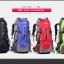 DF06 กระเป๋าเดินทาง สีกรมท่า ขนาดจุสัมภาระ 45+5 ลิตร thumbnail 15