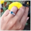 แหวนลอนดอนบลูโทแพซแท้ เป็นที่รักใคร่ ป้องกันอันตรายต่างๆ thumbnail 5