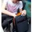 NB04 กระเป๋าทำงาน กระเป๋าโน๊ตบุ๊ค สีน้ำตาล thumbnail 5