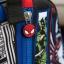 กระเป๋าสะพายพร้อมมือจับและล้อลาก Disney Rolling Backpack (Spider-Man) thumbnail 5