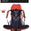 ⭐ DF01 กระเป๋าเดินทาง Topsky สีส้ม ขนาดจุสัมภาระ 70+10 ลิตร (เสริมโครง+ปรับระดับ S M L) thumbnail 49