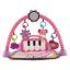 เพลย์ยิมเสริมพัฒนาการ Fisher-Price Kick 'n Play Piano Gym (Pink) thumbnail 3