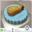 เค้ก 3D ลายรีเจนซี่ ขนาด 2 ปอนด์ thumbnail 4