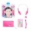 หูฟังควบคุมระดับเสียงสำหรับเด็ก BuddyPhones Volume-Limiting Headphones for Kids - InFlight (Pink) thumbnail 3