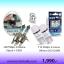 ชุดจับคู่ H4 & T10 LED 6200K thumbnail 1