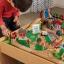 โต๊ะกิจกรรมเอนกประสงค์พร้อมชุดโมเดล KidKraft Waterfall Mountain Train Set & Table thumbnail 8