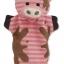 ชุดตุ๊กตาหุ่นมือ Melissa & Doug Hand Puppets (Farm Friends) thumbnail 5