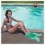 ครีบนางเงือกสำหรับเด็ก SwimWays Disney Princess Mermaid Tail Swim Fins thumbnail 2