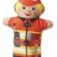 ชุดตุ๊กตาหุ่นมือ Melissa & Doug Hand Puppets (Jolly Helpers) thumbnail 5
