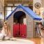 บ้านจำลองแบบพับได้สุดน่ารัก Keter The Wonderfold Easy 2-Step Foldable Playhouse thumbnail 3