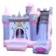 ปราสาทเจ้าหญิงกระโดดดึ๋งสุดอลังการ KidWise Enchanted Princess Castle with Slide Bounce House thumbnail 3