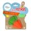 ยางกัดรูปทรงสุดฮา Little Toader Appe Teethers Teething Toys (3 Carat Teether) thumbnail 4