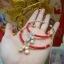 เชือกแดง ด้ายแดง เชือกมงคล รหัส INJ008 thumbnail 1