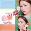 (# Orangish) 3CE Love 3CE Cheek Maker 3.8g บลัชออนใหม่ล่าสุด สีสันสดใส ปัดแก้มแล้วมุ้งมิ้งดูดีมีออร่า และตลับลายเปลือกหอยน่ารักสุดๆ