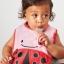 ชุดช้อนและส้อมสำหรับเด็กสุดน่ารัก Skip Hop รุ่น Zootensils Little Kids Fork & Spoon (Lady Bug) thumbnail 3