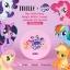 (#3 Honey Beige) Mille My Little Pony Magic Matte 2Ways Powder Oil Control SPF22 PA++ 11g แป้งผสมรองพื้นระดับพรีเมี่ยมจากคอลเลคชั่น My Little Pony มุ๊งมิ๊งน่ารัก ปกปิดเรียบเนียน คุมมันดีเยี่ยม ผิวสวยไร้ที่ติตลอดวัน