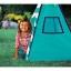 กระโจมอินเดียนแดงแสนคลาสสิค Discovery Kids Adventure Play TeePee Tent (Turquoise) thumbnail 4