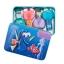 ชุดยาทาเล็บปลอดสารพิษสำหรับเด็กพร้อมกล่องบรรจุ TownleyGirl 4-Pack Nail Polish with Carrying Case (Finding Dory) thumbnail 3