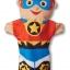 ชุดตุ๊กตาหุ่นมือ Melissa & Doug Hand Puppets (Bold Buddies) thumbnail 5