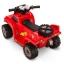 รถแบตเตอรี่สำหรับเด็กเล็ก Kid Trax Disney / Pixar Cars2 RS500 6V Quad Powered Ride-On thumbnail 3