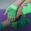 ถุงมือ ถุงเท้าโยคะ กันลื่น YKSM30-6 thumbnail 3