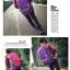 NL20 กระเป๋าเดินทาง สีชมพู ขนาดจุสัมภาระ 40 ลิตร thumbnail 23