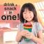 แก้วพร้อมหลอดดื่มสำหรับบรรจุเครื่องดื่มและของว่าง Zak!Snack Tumbler 2-in-1 Snack Cup (Frozen) thumbnail 9