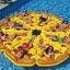 พูลโฟลทพิซซ่ายักษ์ Pool Float Giant Inflatale Cheese Pizza Slice thumbnail 4