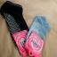 ถุงเท้าโยคะ กันลื่น YKA80-27 โปรโมชั่น 4 คู่ คละสี