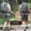 NL22 กระเป๋าเดินทาง Pentagram สีเขียวทหาร ขนาดจุสัมภาระ 50 ลิตร (เสริมโครง) thumbnail 32