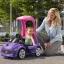 รถขาไถพร้อมหลังคามือจับ Step2 Turbo Coupe Foot-to-Floor (Pink) thumbnail 5