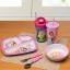 แก้วพร้อมหลอดดื่มสำหรับบรรจุเครื่องดื่มและของว่าง Zak!Snack Tumbler 2-in-1 Snack Cup (Disney Princess) thumbnail 5