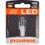 T10 SYLVANIA ZEVO LED Amber ส่งฟรี EMS thumbnail 1