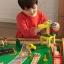 โต๊ะกิจกรรมเอนกประสงค์พร้อมชุดโมเดล KidKraft Waterfall Mountain Train Set & Table thumbnail 7