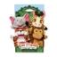 ชุดตุ๊กตาหุ่นมือ Melissa & Doug Hand Puppets (Zoo Friends) thumbnail 1