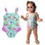 ชุดว่ายป้องกันรังสียูวีน้ำสำหรับทารกและเด็กเล็ก Disney Swimsuit for Baby (Ariel The Little Mermaid) thumbnail 1