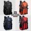 NL11 กระเป๋าเดินทาง สีแดง ขนาดจุสัมภาระ 50 ลิตร thumbnail 5