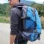 NL04 กระเป๋าเดินทาง สีน้ำเงิน ขนาดจุสัมภาระ 45 ลิตร thumbnail 40