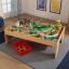 โต๊ะกิจกรรมเอนกประสงค์พร้อมชุดโมเดล KidKraft Waterfall Mountain Train Set & Table thumbnail 3